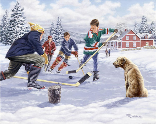 Загадки про зимние виды спорта для детей с ответами