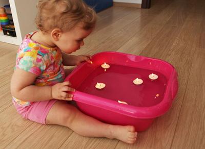 Во что поиграть с ребенком в 1 год