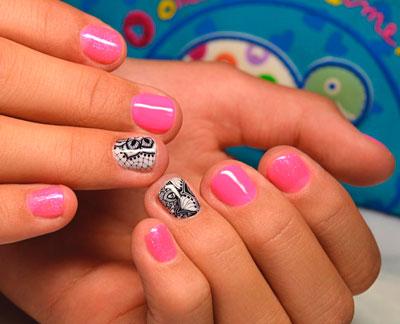девочка 10 лет грызет ногти