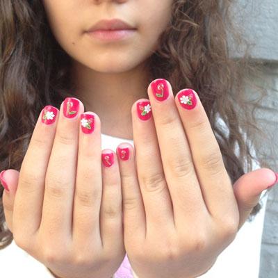 девочка 10 лет грызет ногти как отучить