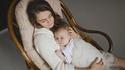 что делать если ребенок спит только на руках