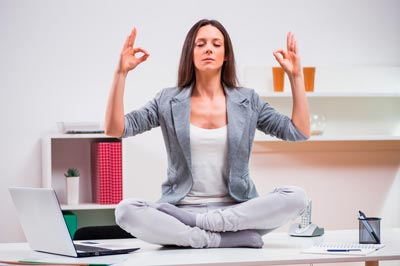 стресс мешает похудеть