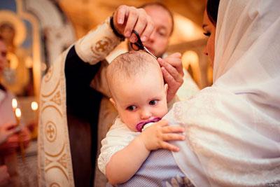 на какой день крестят новорожденного ребенка