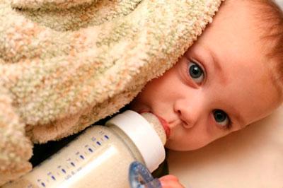Отучить ребенка от ночных кормлений из бутылочки в 10 месяцев