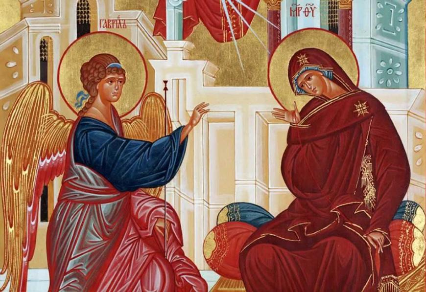 благовещение пресвятой богородицы история и значение праздника
