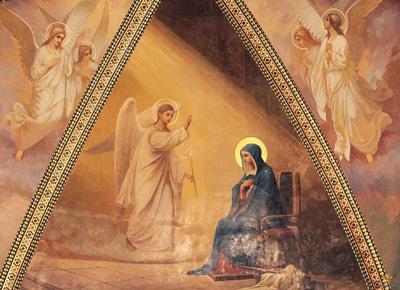 благовещение пресвятой богородицы история праздника кратко