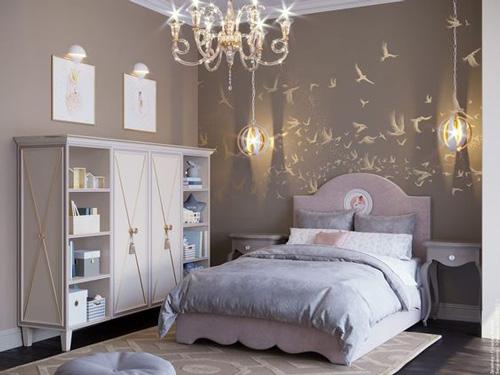 детская комната подростка в классическом стиле стиле
