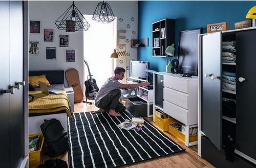 дизайн комнаты подростка 2
