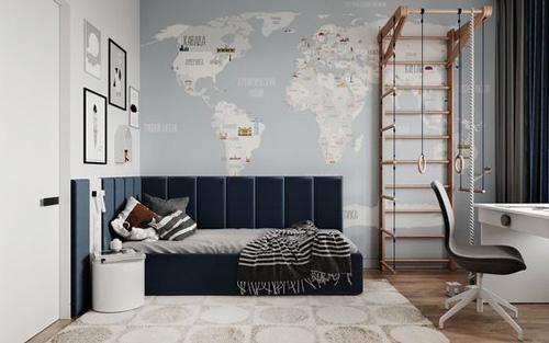 дизайн комнаты подростка 3