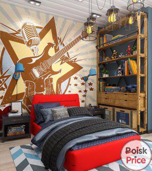 дизайн комнаты подростка 5