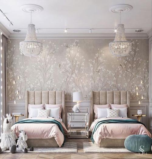 дизайн комнаты подростка в современном стиле 6