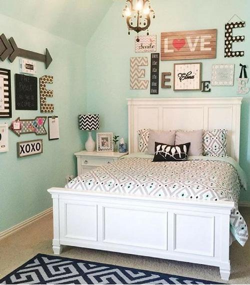 дизайн комнаты подростка в современном стиле 9