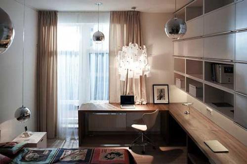 дизайн комнаты подростка в современном стиле 10