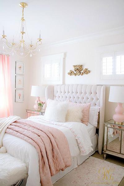 дизайн комнаты подростка девушки