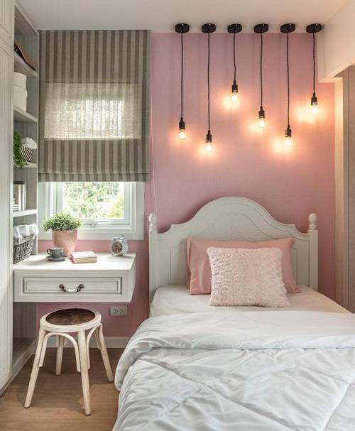 дизайн комнаты подростка девушки 3