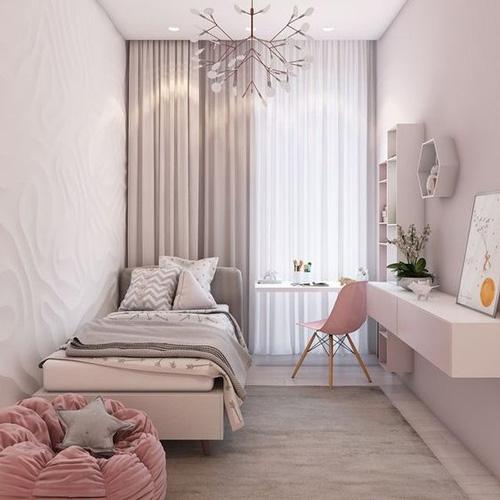 дизайн комнаты подростка девушки 5