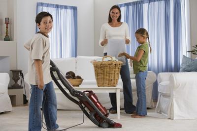 обязанности детей в 5 лет