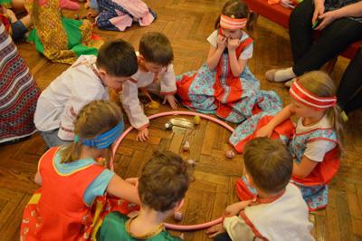игры для малышей на Пасху