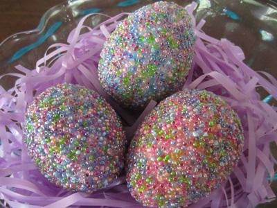 готовимся к Пасхе красим яйца 3