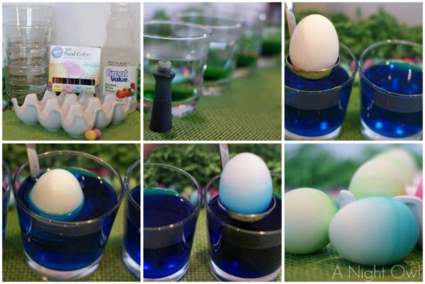 какого числа красят яйца на Пасху 2021