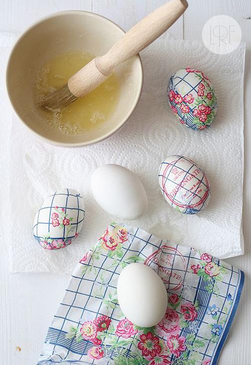чем можно красить яйца на Пасху