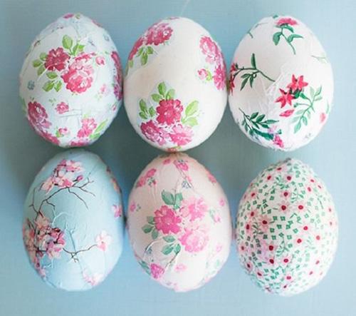 чем можно красить яйца на Пасху 3