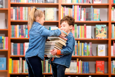 как приучить ребенка читать книги каждый день