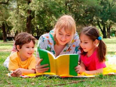 как ребенка приучить читать каждый день