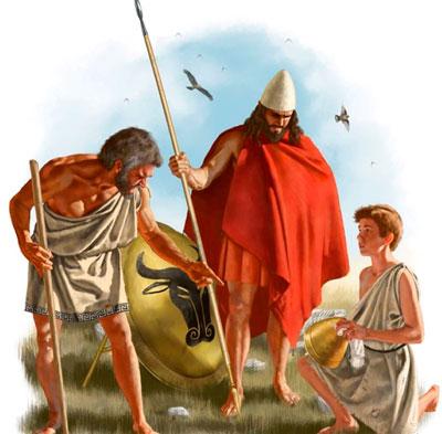 основы спартанского воспитания детей