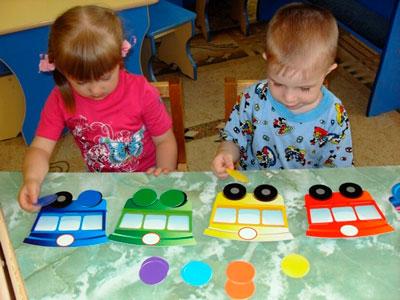 какие развивающие игры для детей 4