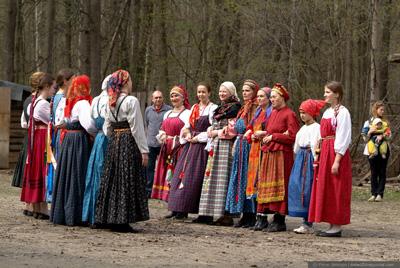 праздник красная горка история и традиции 1
