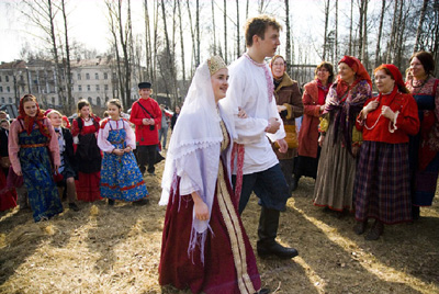 Традиции и история праздника Красная горка