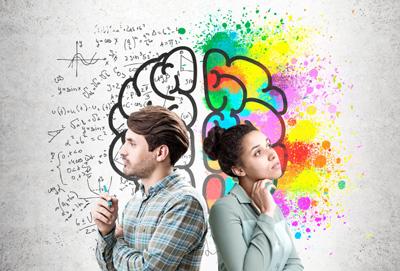 различия мозга мужчины и женщины выступает
