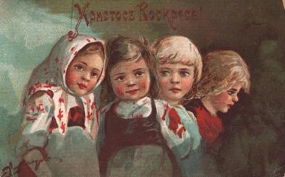 Пасха традиции и обычаи для детей