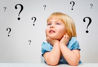 почему дети любят задавать вопросы