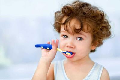 что делать, что бы у ребенка были хорошие зубы