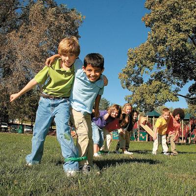 игры для детей на свежем воздухе 2