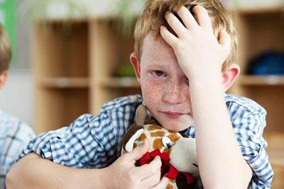 коррекция страхов у детей школьного возраста