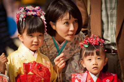традиции японского воспитания детей