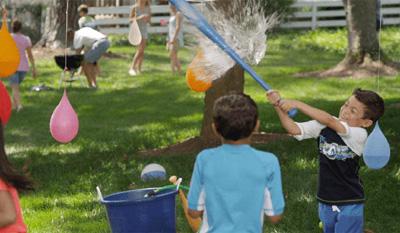 как можно занять ребенка в 5 лет на даче