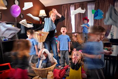 как организовать праздник непослушания