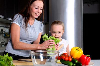 родители вегетарианцы 3