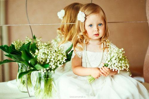 Стихи про весенние цветы для детей: ландыши