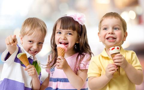 как и когда давать ребенку сладкое