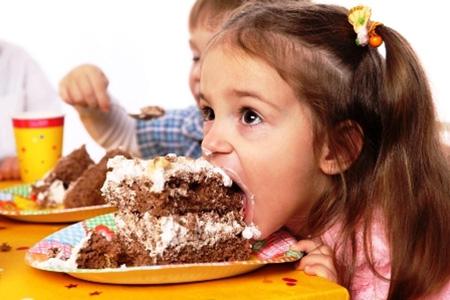 какие сладости можно давать детям