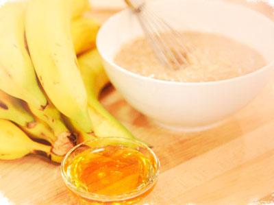 Маска из банана для роста ногтей