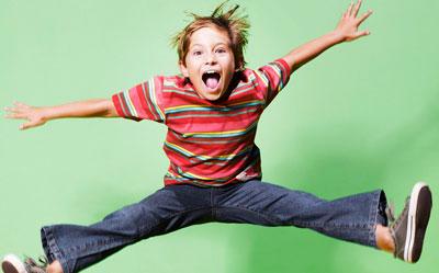 почему дети так любят беситься