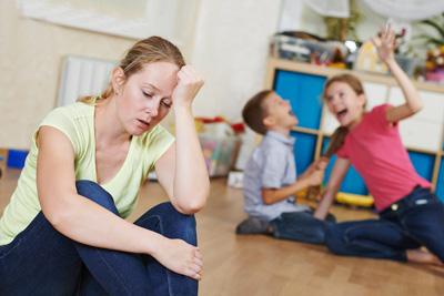 почему ребенок 5 лет не слушается родителей