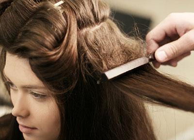 как сделать начес для объема волос