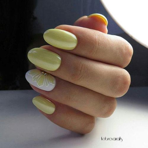 дизайн маникюра на короткие ногти